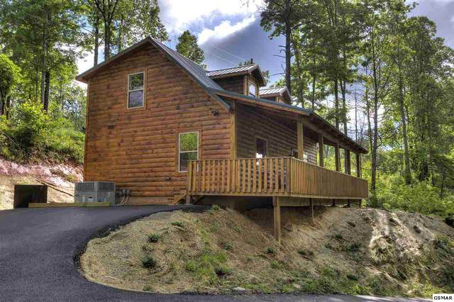 523 Ridge Rd, Gatlinburg, TN 37738 (#229810) :: Four Seasons Realty, Inc