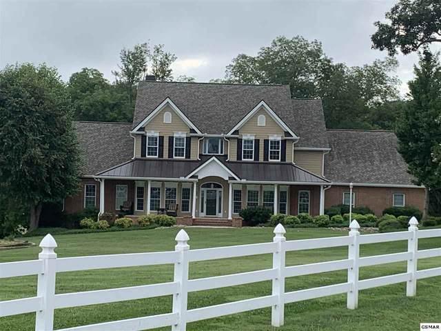 236 N Shiloh Rd, Seymour, TN 37865 (#229833) :: Tennessee Elite Realty