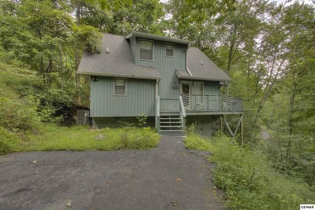 806 Stans Rd, Gatlinburg, TN 37738 (#229850) :: Four Seasons Realty, Inc