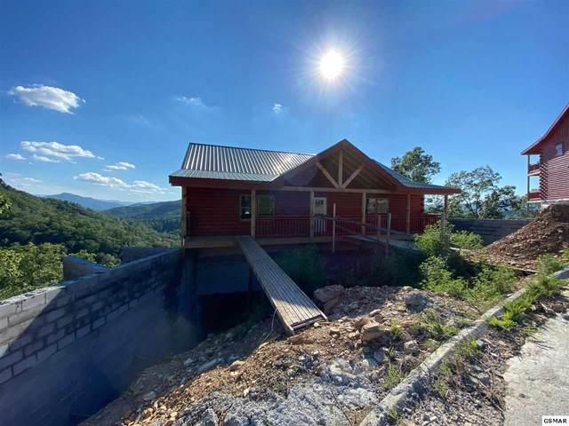 Lot 133 Mountain Ridge Way, Sevierville, TN 37862 (#229856) :: Tennessee Elite Realty
