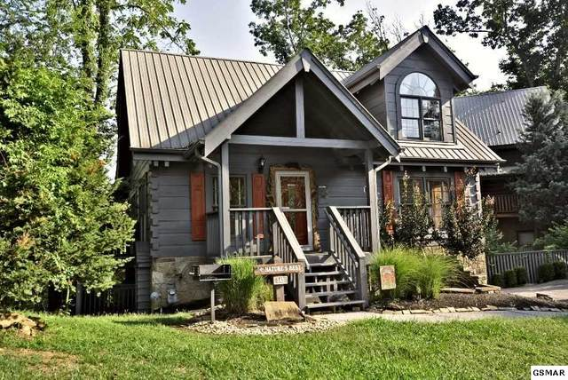 """245 Alpine Mountain Way """"Nature's Best"""", Pigeon Forge, TN 37863 (#229903) :: Four Seasons Realty, Inc"""