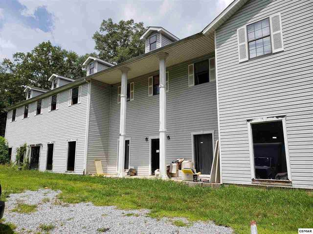 1710 Chapman Highway, Sevierville, TN 37876 (#229909) :: Colonial Real Estate