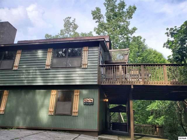 "1216 Oak Place ""Rocky Top Lodg, Gatlinburg, TN 37738 (#229968) :: Jason White Team | Century 21 Four Seasons"