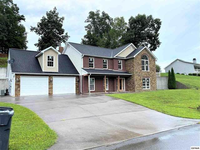 809 Kings Hills Blvd, Pigeon Forge, TN 37863 (#229986) :: Tennessee Elite Realty