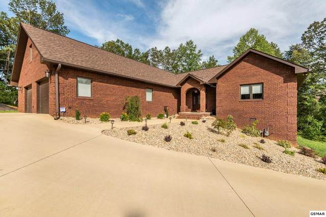 1916 Niagra Dr., Sevierville, TN 37862 (#230004) :: Colonial Real Estate