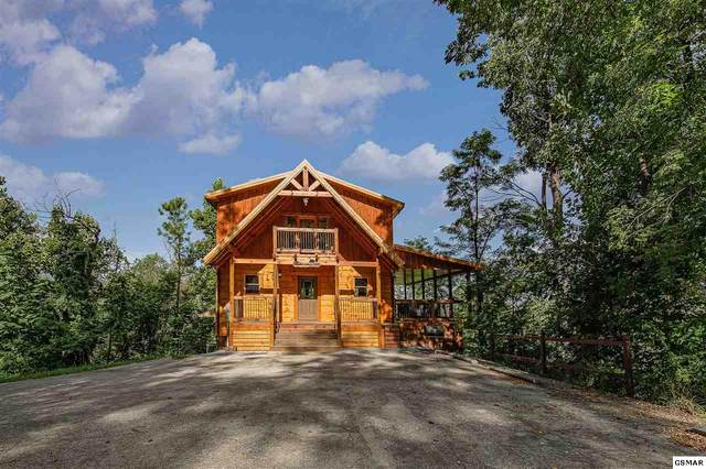 1140 E Kings Ridge Road, Gatlinburg, TN 37738 (#230083) :: The Terrell Team