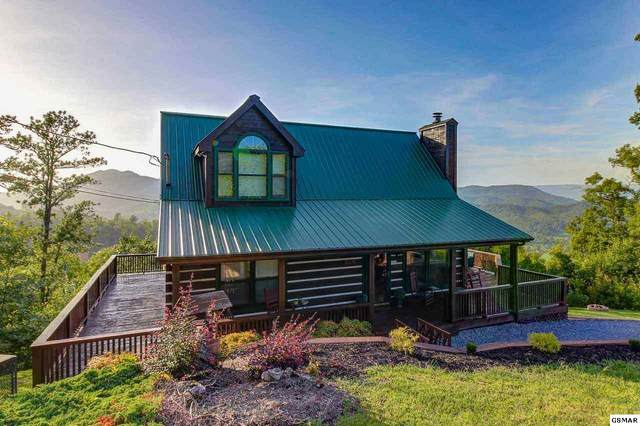 3933 Glenview Way, Sevierville, TN 37862 (#230089) :: Four Seasons Realty, Inc
