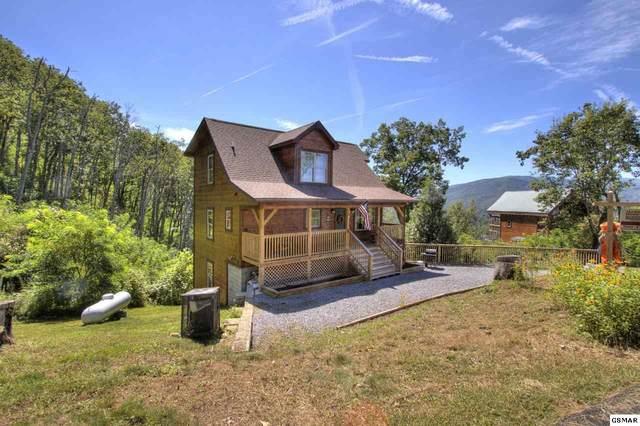 "709 Topside Rd ""Walnut Ridge"", Gatlinburg, TN 37738 (#230112) :: Four Seasons Realty, Inc"