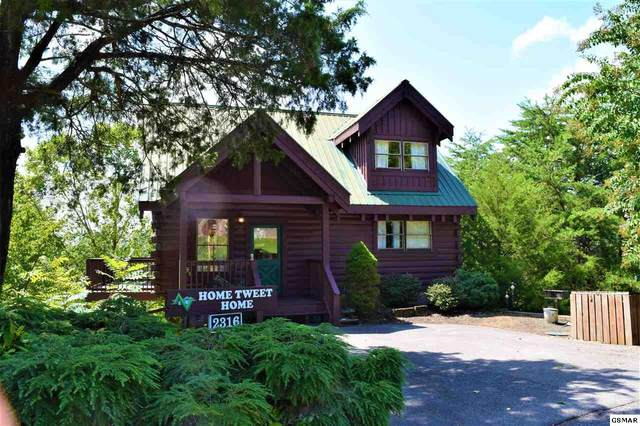 2316 Waterfall Way, Pigeon Forge, TN 37863 (#230145) :: Colonial Real Estate
