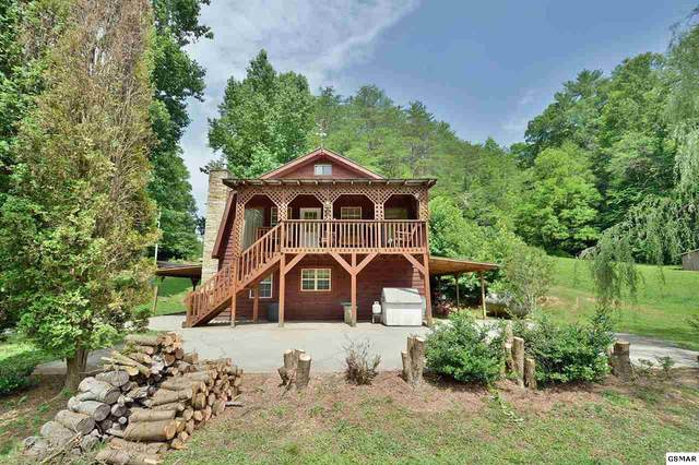 676 Rocky Flats Road, Sevierville, TN 37722 (#230205) :: The Terrell Team