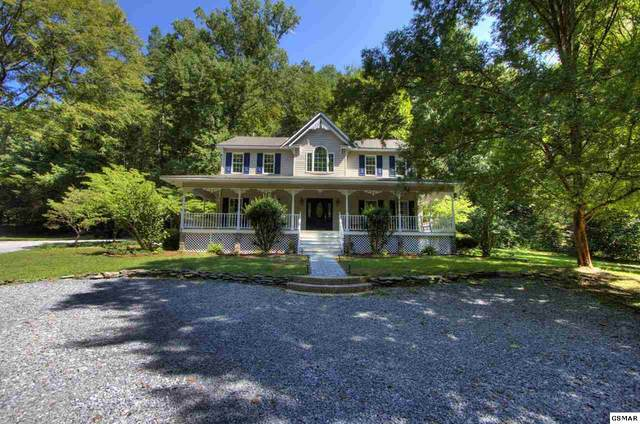 3547 Allegheny Loop Rd, Maryville, TN 37803 (#230209) :: Jason White Team | Century 21 Four Seasons