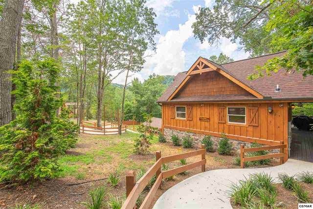 1163 Pine Mountain Road, Pigeon Forge, TN 37863 (#230227) :: Billy Houston Group