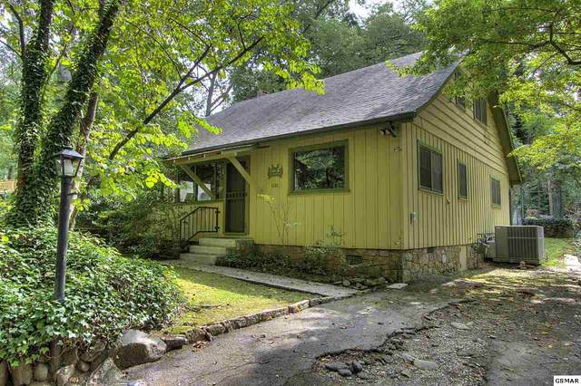 816 Leconte Drive, Gatlinburg, TN 37738 (#230255) :: The Terrell Team