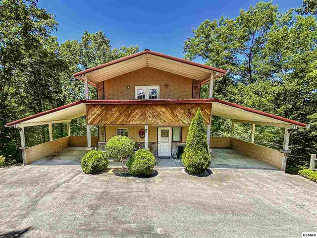 3930 Dollys Dr, Sevierville, TN 37876 (#230267) :: Four Seasons Realty, Inc