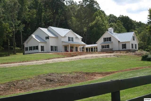 725 Brooks Rd, Dandridge, TN 37725 (#230279) :: Colonial Real Estate