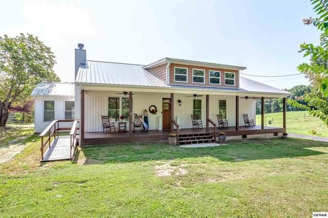 1509 Mountain View Church Rd, Jefferson City, TN 37760 (#230290) :: Jason White Team | Century 21 Four Seasons
