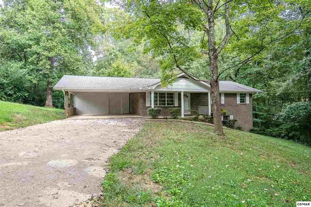 2148 Ridgecrest Drive, Maryville, TN 37803 (#230322) :: Colonial Real Estate