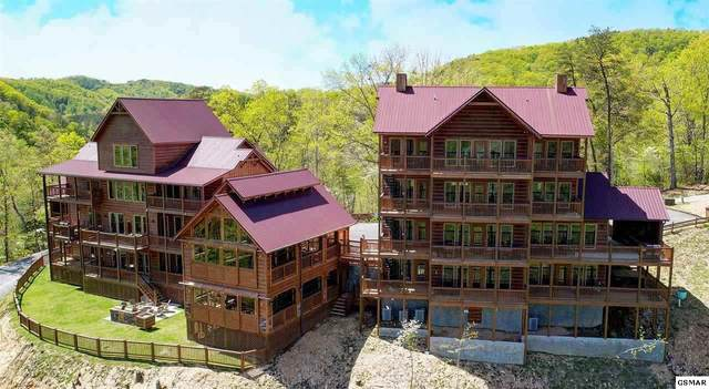 1175 Pine Mountain Rd, Sevierville, TN  (#230337) :: Billy Houston Group