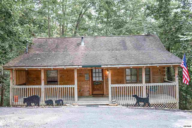 648 Forest Drive, Pigeon Forge, TN 37863 (#230357) :: Colonial Real Estate