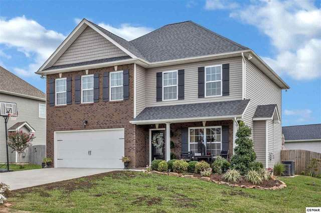 2847 Southwinds Cir, Sevierville, TN 37876 (#230368) :: Colonial Real Estate