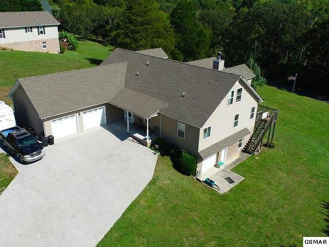 2101 Red Bank Circle, Sevierville, TN 37876 (#230395) :: Colonial Real Estate