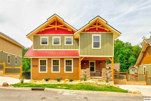 812 Blacksmith Way, Gatlinburg, TN 37738 (#230511) :: Tennessee Elite Realty
