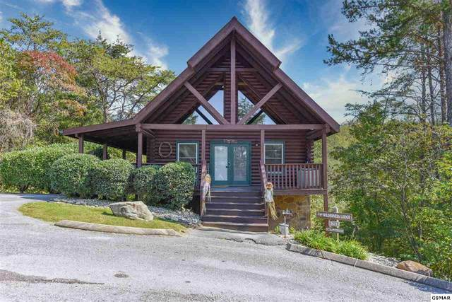 2611 Tree Top Way, Pigeon Forge, TN 37863 (#230612) :: Tennessee Elite Realty
