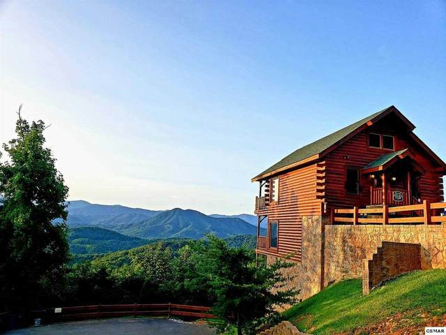 3140 Lakeview Lodge Dr Million Mile Vi, Sevierville, TN 37862 (#230687) :: The Terrell Team