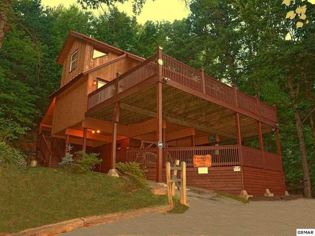 2015 Luzerne Dr Awesome View, Gatlinburg, TN 37738 (#230701) :: Billy Houston Group