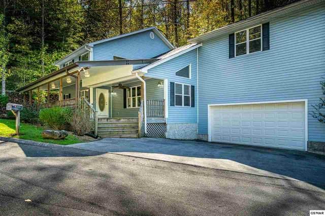 527 Hawks Trail, Gatlinburg, TN 37738 (#230734) :: Colonial Real Estate