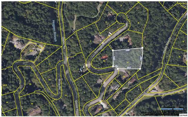 Lot 11 Palmer Rd, Gatlinburg, TN 37738 (#230757) :: Tennessee Elite Realty