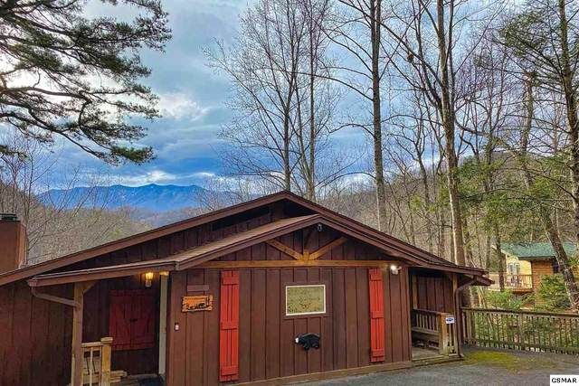 508 Laurel Mountain Rd, Gatlinburg, TN 37738 (#230790) :: Colonial Real Estate