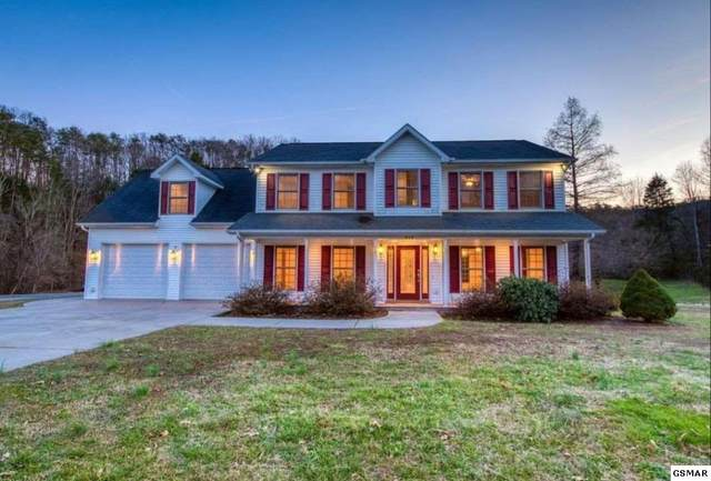 814 Kings Hills Blvd, Pigeon Forge, TN 37863 (#230814) :: Billy Houston Group