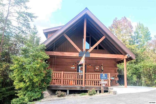 2614 Tree Top Way Peaceful Settin, Pigeon Forge, TN 37863 (#230816) :: The Terrell Team