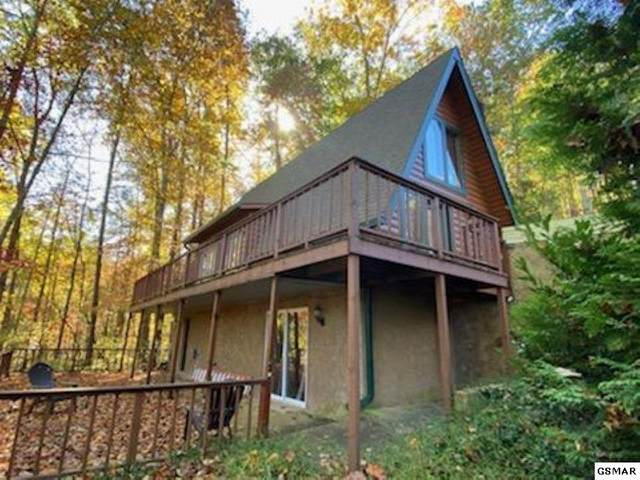 536 Ownby Cir, Gatlinburg, TN 37738 (#230846) :: Prime Mountain Properties