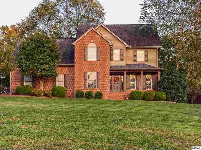 1518 Foxfire Cir, Seymour, TN 37865 (#230858) :: Tennessee Elite Realty