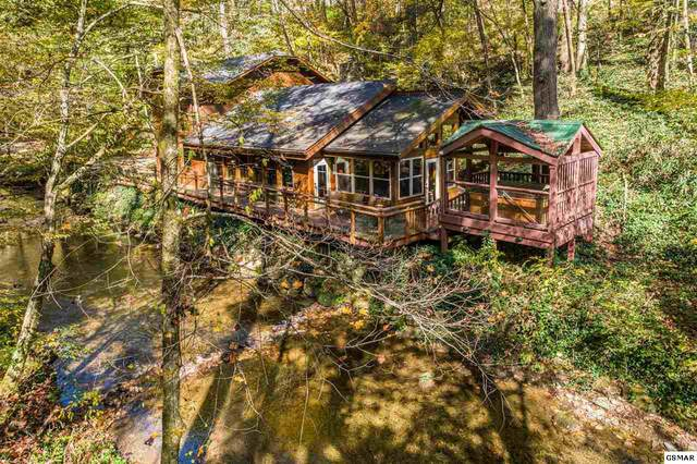 129 Oglewood Ln, Gatlinburg, TN 37738 (#230860) :: Billy Houston Group