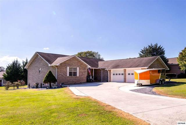 836 Catlett Rd, Sevierville, TN 37862 (#230863) :: Billy Houston Group