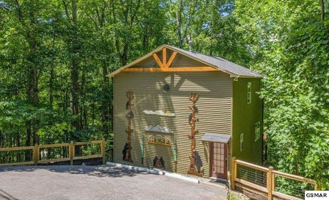 1341 S Baden Dr, Gatlinburg, TN 37738 (#230864) :: Billy Houston Group