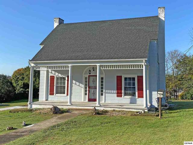 1121 Hill Street, Dandridge, TN 37725 (#230865) :: Four Seasons Realty, Inc