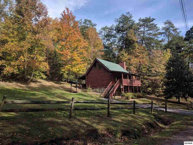 """2030 Wicks Way """"Don't Feed The, Sevierville, TN 37876 (#230885) :: Tennessee Elite Realty"""