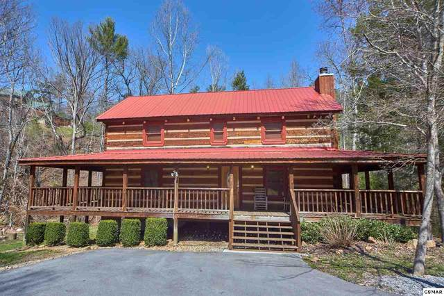 1608 Jobey Green Hollow Rd, Sevierville, TN 37876 (#230892) :: Jason White Team | Century 21 Legacy