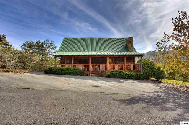 """3206 White Falcon Way """"Heavenly View"""", Pigeon Forge, TN 37863 (#230992) :: Tennessee Elite Realty"""