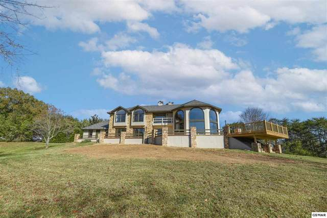 1252 Crestview Dr., Sevierville, TN 37862 (#231004) :: Billy Houston Group