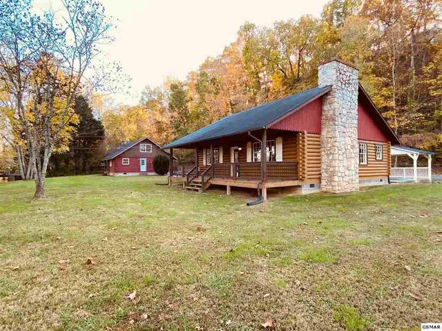 2728 Colonial Drive And 2732 Coloni, Pigeon Forge, TN 37863 (#231015) :: Tennessee Elite Realty