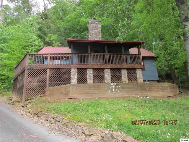 136 Smoky Mountain Way, Sevierville, TN 37876 (#231030) :: Colonial Real Estate