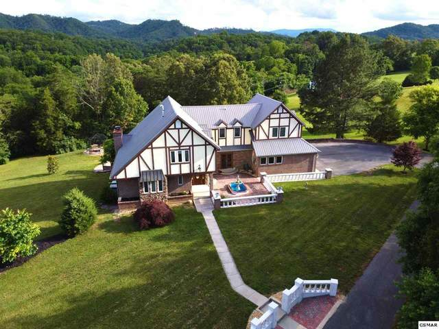 1959 Valley Woods Dr, Sevierville, TN 37862 (#231035) :: Billy Houston Group