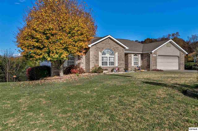 2716 Luther Catlett Circle, Sevierville, TN 37876 (#231111) :: Billy Houston Group