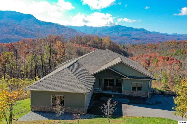 946 Deer Path Ln, Gatlinburg, TN 37738 (#231124) :: Tennessee Elite Realty