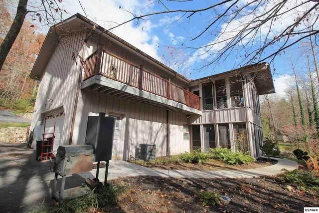 1115 Cedar Ln, Gatlinburg, TN 37738 (#231129) :: Billy Houston Group